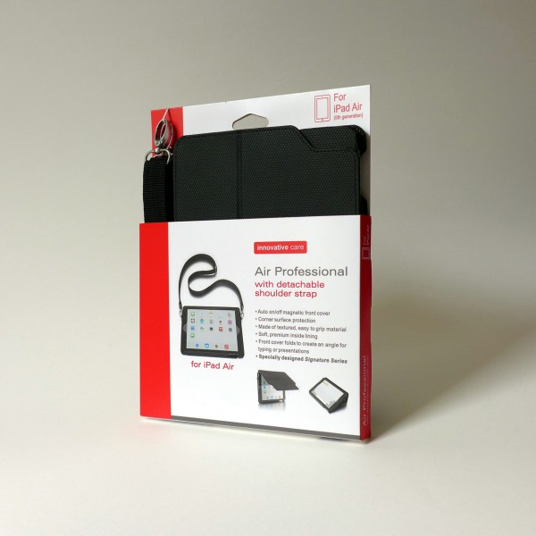 Specially designed retail box with added security features