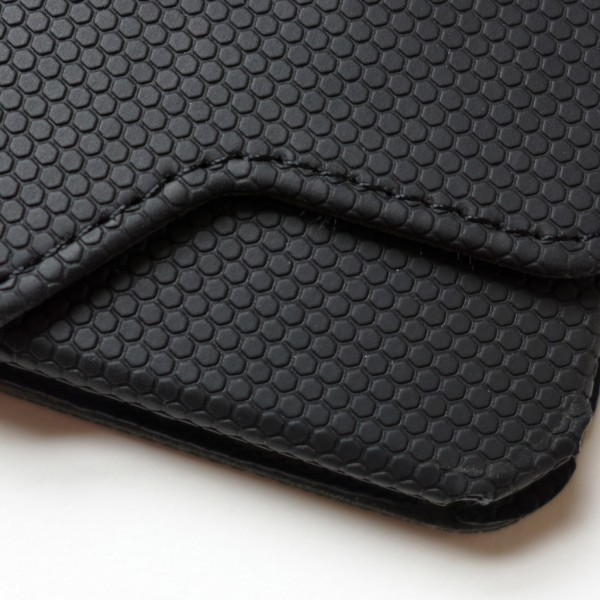 Professional grade durable and rugged textured material and construction