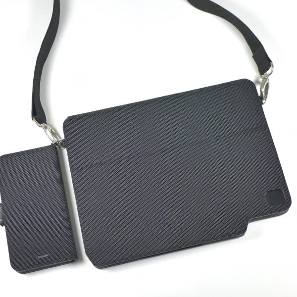 MODEL V3 WITH OPTIONAL MATCHING MODEL P1 iPHONE CASE