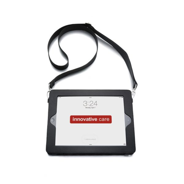 iPad 2-3 and 4 Carry Case with Shoulder Strap-PROFESSIONAL CASE