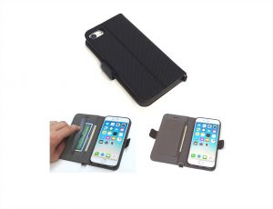 MODEL P1 WALLET CASE FOR iPHONE 8, 7, 6S AND 6